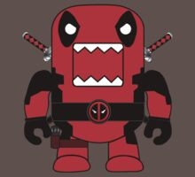 Domo Deadpool Kids Clothes