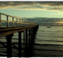Sorrento Pier 11 by Sue Wickham