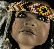 Native girl by Prussia