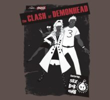 clash at demonhead by DamoGeekboy