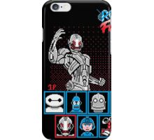 Robo Fighter shirt mug pillow iPhone 6 case leggings iPhone Case/Skin