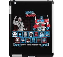 Robo Fighter shirt mug pillow iPhone 6 case leggings iPad Case/Skin