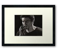Redefinition - Angel - Angel Framed Print