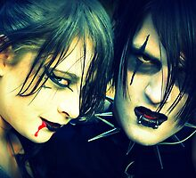 Zombie Love by austen haines