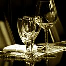 Romantic Dinner by Luis Correia