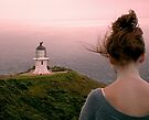 End of the road .....Cape Reinga ! by Roy  Massicks