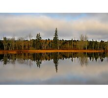 Looking Glass Lake Photographic Print