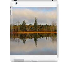 Looking Glass Lake iPad Case/Skin