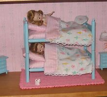 Bedtime by Retrodolls