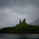 Castle Moil, Kyleakin, Isle of Skye by bidkev