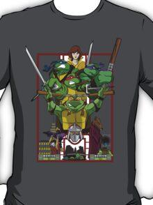 Enter the Turtles T-Shirt