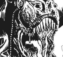 Dappersaur Sticker