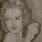 Marilyn Monroe by artmgm