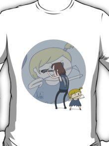 The Walking Dead Daryl and Asskicker T-Shirt
