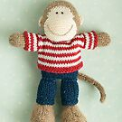mr minky by bunnyknitter