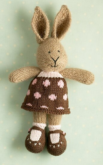 georgette by bunnyknitter