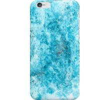 Blue shiny fantasy iPhone Case/Skin