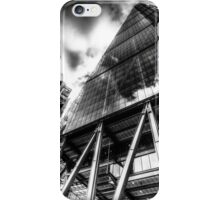 The Lloyd's of London Cheesegrater and Willis Group London iPhone Case/Skin