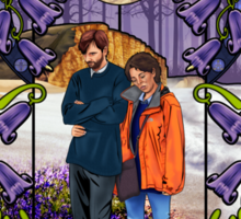 I Can't Do It On My Own - Broadchurch2 Sticker