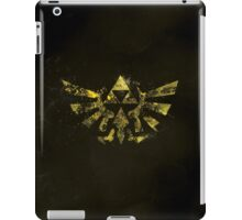 The Golden Power - Triforce iPad Case/Skin