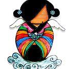 Rainbow - Angel of Hope by © Karin  Taylor