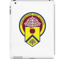 Once Upon a Time - Storybrooke High School iPad Case/Skin