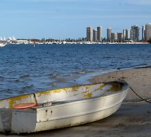 """It's not all """"Glitz and Glamour"""" at Surfers Paradise.. by Sue  Fellows"""