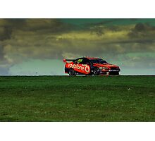 Vodafone V8 Supercar 888 Photographic Print