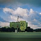 havana revolutionary square by opiumfire
