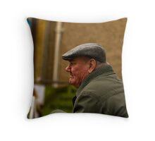 Evesham Pensioner Throw Pillow