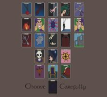 D&D: Deck of Many Things by tippingteapots