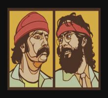 Cheech and chong by dopeboy77