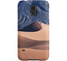 Sunrise over Mesquite Flat Sand Dunes Samsung Galaxy Case/Skin