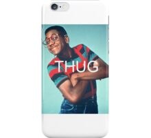 Urkel: THUG. iPhone Case/Skin