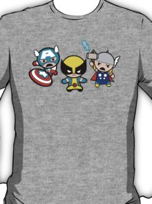 CWT Heroes T-Shirt
