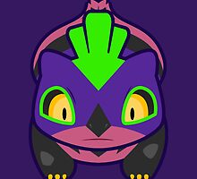 BulVariant Shiny Hawlucha by Bulbasaurus