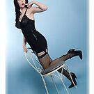 Bettie Page eat your heart out! by EstherJane