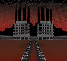 Corporate Greed by mofx