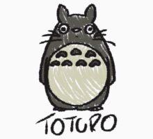 My Neighbor Totoro  by RainbowUnicorns