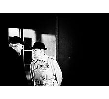 Sergeant/Major Photographic Print