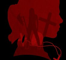 Buffy the Vampire Slayer by aminablack