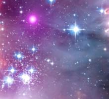 cosmic totoro Sticker