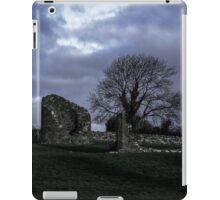 Nendrum Monastery iPad Case/Skin
