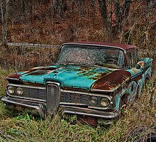Edsel 2 by Jason  Burris