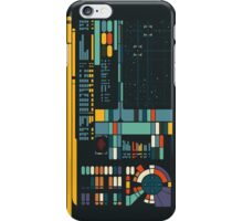 Control Interface iPhone Case/Skin