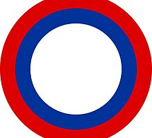 Roundel of the Imperial Russian Air Force, 1910-1917 by abbeyz71