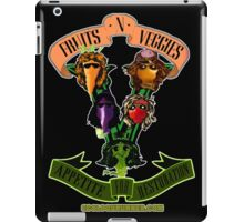 appetite for restoration iPad Case/Skin