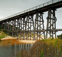 Kilcunda Bridge by Craig Harris
