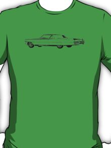 1964 Cadillac Coupe Sixty Two Series T-Shirt