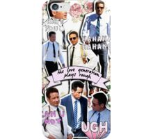 David Duchovny - NBC's Aquarius (Samsung Phones) iPhone Case/Skin
